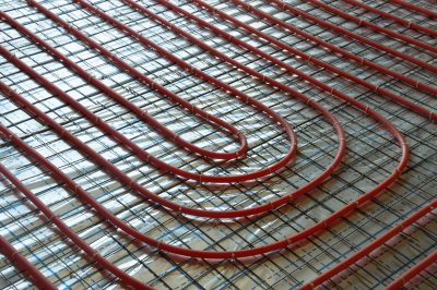 Westin Mechanical Radiant Floor Heating